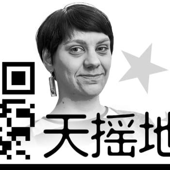 Ykkösaamun kolumni: Jenny Matikainen: Kiina otti askelen dystopian puolelle