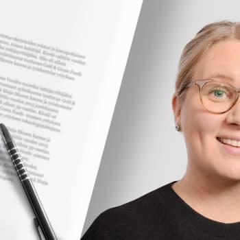 Reetta Kivelä: Yritän varata päivästä tunnin johonkin muuhun kuin työntekoon