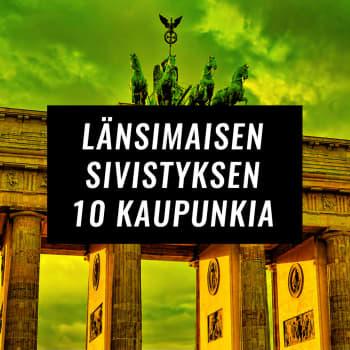 Berliini - monimuotoisuuden mekka