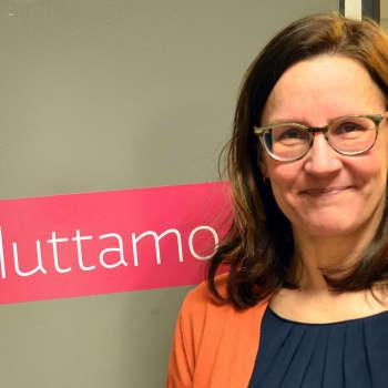 Kuuluttajan vieras: Radion uutistenlukija, toimittaja Minna Uusi-Eskola