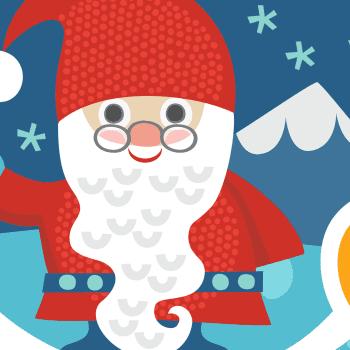 100 lastenlaulua: Ryhmä X: Laulu joulupukille