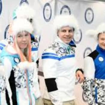 Ajantasa: Susiruma karvahattu on olympiakylässä hitti