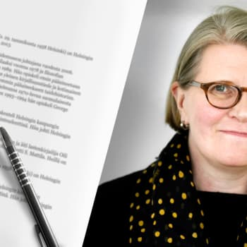 Maija Tanninen-Mattila: Minusta ei tullut taiteilijaa, mutta kuvataiteesta tuli rakas työ