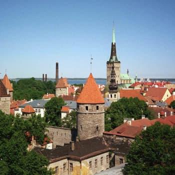 Roman Schatzin Maamme-kirja: Viro - satavuotias pikkuveli
