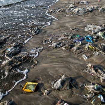 Onko muovijäteongelma ratkaistavissa?