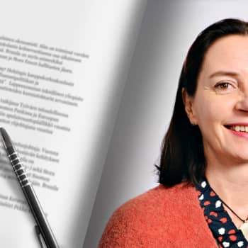 Anne Brunila: Assistentti kehotti minua hankkimaan elämän