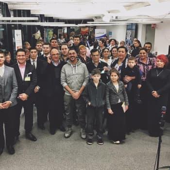 Romano mirits: Kotimaani ompi Suomi -hankkeen voimavarana oli rajat ylittävä yhteistyö