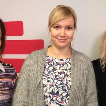 Sari Valto: Seksuaalisen häirinnän alkujuurilla