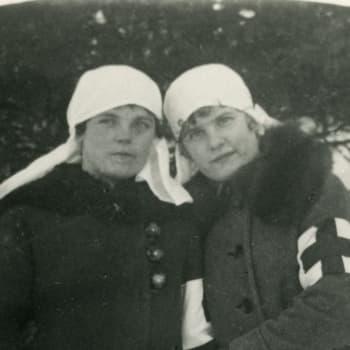 Sisällissota 1918 - punaiset muistot: Pyhäkoulutytöstä punaisten sairaanhoitajaksi (Toini Wälläri, Helsinki)