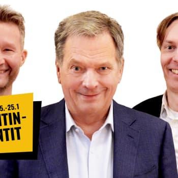 Politiikkaradio: Sauli Niinistö: Selvitämme saako Suomi sotilaallista apua EU:sta