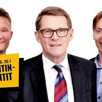 Matti Vanhanen (kesk.): Jos Ruotsi liittyy Natoon, Suomi ei välttämättä liity perässä