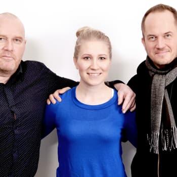 Lindgren & Sihvonen: Vieraana curlingpelaaja Oona Kauste