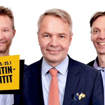 Politiikkaradio: Pekka Haavisto (vihr.): Presidentin pitää puuttua sisäpolitiikkaan yhdenvertaisuuskysymyksissä