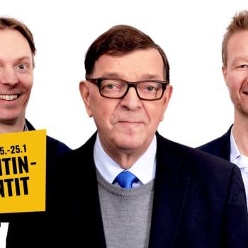 Politiikkaradio: Paavo Väyrynen: Suomea ajetaan Natoon hivuttamalla ja kiertoteitse