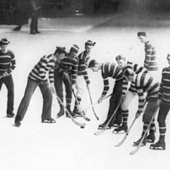 Kanadalaisen hockeyn alkujuuret ja ammattilaisliigojen synty