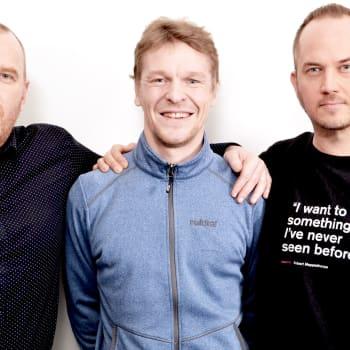 Lindgren & Sihvonen: Vieraana Toni Nieminen