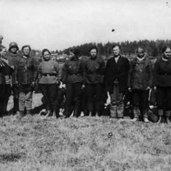 """Sisällissota 1918 - punaiset muistot: """"Kun se tulee älkää antako sille ruokaa"""" (Elsa Rajala, Tampere)"""