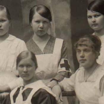 """Sisällissota 1918 - punaiset muistot: """"En ole koskaan katunut"""" (Lempi Kymlander, Pori)"""