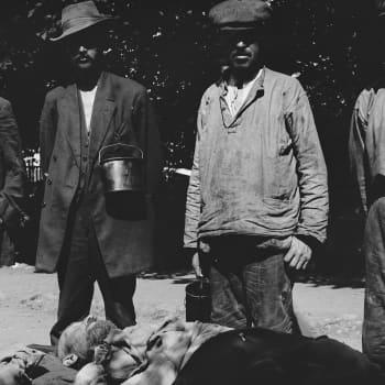 """Sisällissota 1918 - punaiset muistot: """"Ei koskaan tule isäs kotio"""" (Frans Peltonen, Virkkala)"""