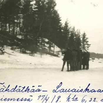 Sisällissota 1918 - punaiset muistot: Isä ja veli ammuttiin (Kaisu Viitanen, Vihti)