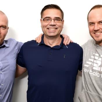 Lindgren & Sihvonen: Vieraana Mika Lehtimäki