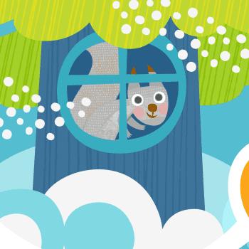 100 lastenlaulua: Pikku Kakkosen orkesteri: Oravan pesä