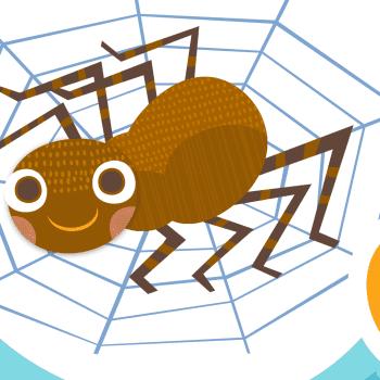 100 lastenlaulua: Roope Mäenpää: Hämä-hämähäkki