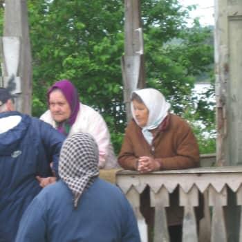 Ett besök på östfronten: Tiden går, den kan ej annat, men sakta sakt så förbannat - del 2