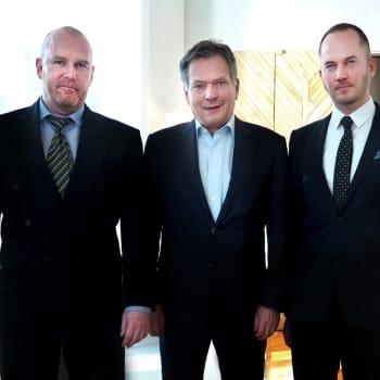 Vieraana tasavallan presidentti Sauli Niinistö