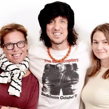 Sami Yaffa: Suomessa tulisi turpaan jos täällä tekisi Soundtrackerin jakson!