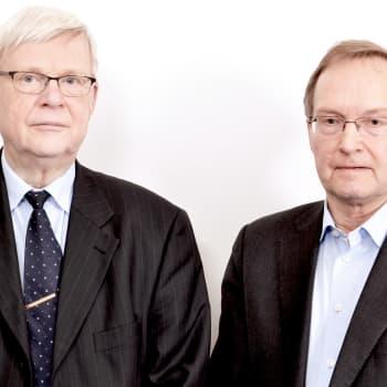 Vuosisata osakekauppaa Helsingin pörssissä