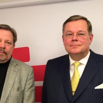 Mikä maksaa?: Vieraana Metsä Groupin pääjohtaja Kari Jordan