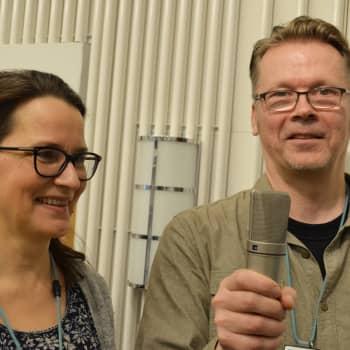 Mediateknikko Jyrki Häyrinen
