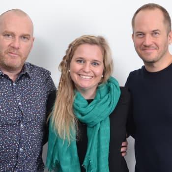 Lindgren & Sihvonen: Vieraana jalkapalloilija Katri Mattsson