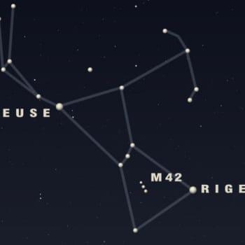 Kuukauden tähtitaivas: Marraskuun tähtitaivas 2017: Alkuillasta näkyy syksyn tähtitaivasta ja myöhemmin yöllä talven