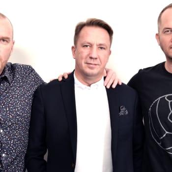 Vieraana SJK-pomo Raimo Sarajärvi