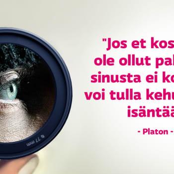 Laajakulma: Mitä Platon ajatteli vallasta?