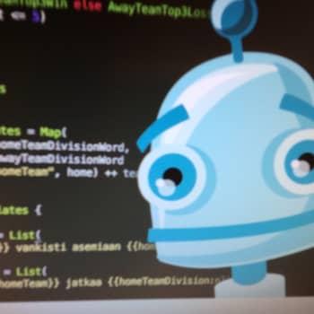 Julkinen sana: Toimitusten työnsankarit - robotit