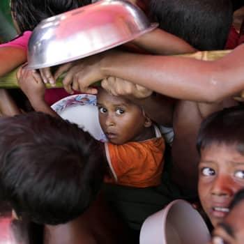 Maailmanpolitiikan arkipäivää: Uskoiko maailma liian aikaisin Myanmarin demokratiaan?