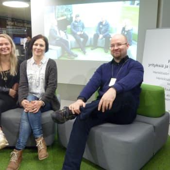 Radio Suomi Kuopio: Työpaikka videon kautta