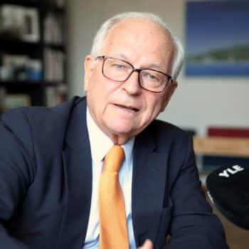Eurooppalaisia puheenvuoroja: Müchenin turvallisuuskonferenssin puheenjohtaja Wolfgang Ischinger