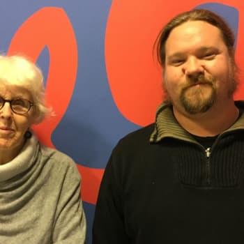Pia med flera podcast: Vi åldras alla!