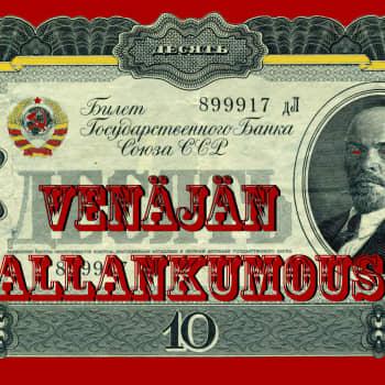 Venäjän vallankumous: Leninistä itään