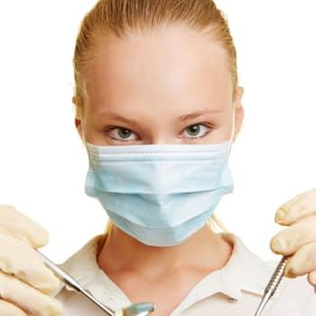 Akuutti: Hammaslääkärin vastaanotolla jo haju saattaa laukaista pelon - mielikuvaharjoitukset auttavat pelkopotilaita