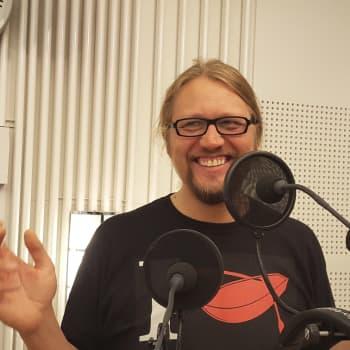 Kuuluttajan vieras: Toimittaja Olli Laine
