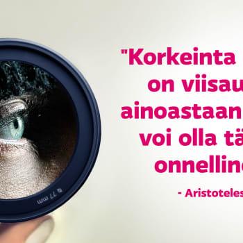 Laajakulma: Mitä Aristoteles ajattelisi bruttokansantuotteesta?