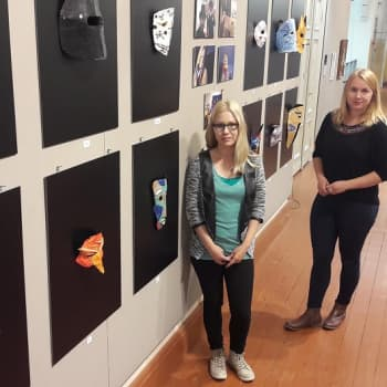 YLE Helsinki: Lastensuojeluun liittyvät ennakkoluulot saavat huutia Annantalolla - taidenäyttely kertoo sijoitettujen lasten tarinaa