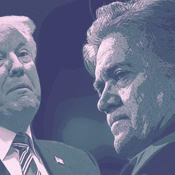 Politiikkaradio: Politiikkaradio Extra: Trump, Bannon ja Valkoisen talon kaaos