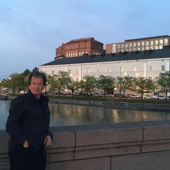 Kirjakerho: Kjell Westön keskiyö