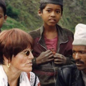 Sattuma vei Kirsti Kirjavaisen Nepaliin, mutta siitä tuli toinen kotimaa